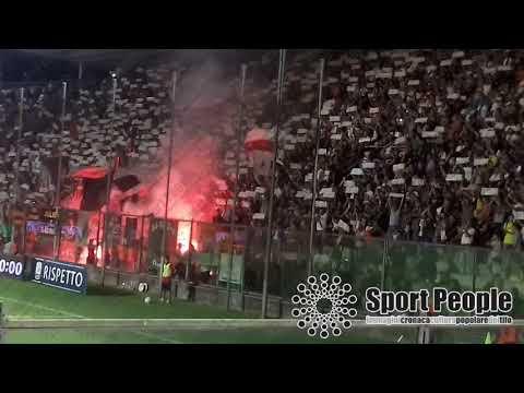 Tifo Cremonese vs Avellino, Serie B 2017/18