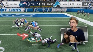 This Madden Game Was TOO Close... Wheel of MUT! Ep. #11