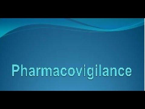 Introduction to pharmacovigilance - YouTube