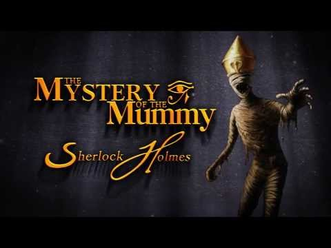 Видео № 1 из игры Sherlock Holmes: The Mystery of the Mummy [DS]