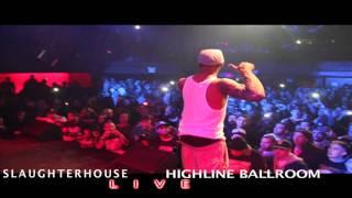 """Joe Budden, Royce Da 5'9"""" & Lloyd Banks- Remember The Titans @ Highline Ballroom,"""