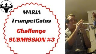 MARIA   TG Challenge Submission #3