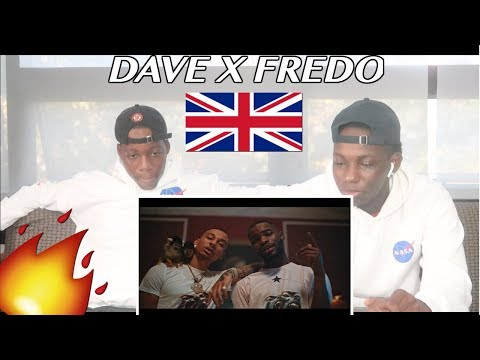 Dave - Funky Friday (ft. Fredo) - REACTION