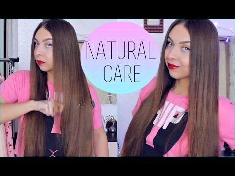 Укрепление волос бесцветной хной/натуральный уход
