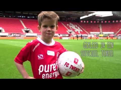 Jumbo en FC Twente laten dromen als profvoetballer uitkomen