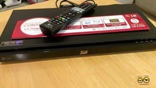 LG BP620 Smart 3D Blu-ray Player Review