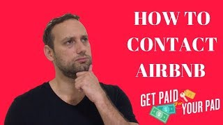 How To Contact Airbnb