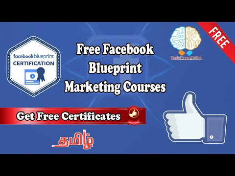 Free Facebook Blueprint Marketing Courses in Tamil | 120+ Free ...