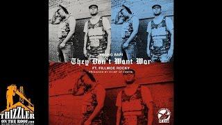 Young Bari ft. Fillmoe Rocky - They Don't Want War (Prod. Hi Def of HIMTB) [Thizzler.com]
