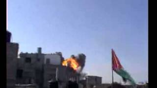 preview picture of video 'Israeli bombing of Rafah, Gaza'