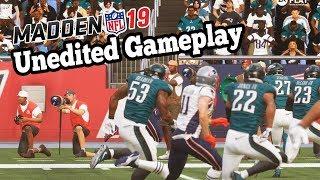 Madden 19 Gameplay | Madden 19 PC Gameplay (Unedited )