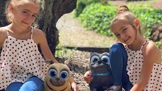 Las Ratitas - Guiselle Y Claudia Posando Juntas 💜💙🧡 Como Modelos 💥🌟😍😍