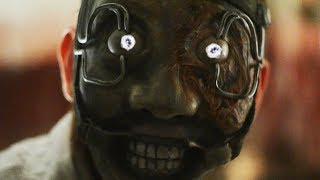 Как сделать маску доктора Dead by Daylight How to make doctor's face Cosplay