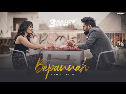 Bepannah music video
