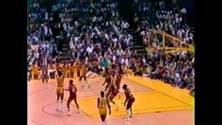 1982 NBA Finals - Philadelphia 76ers vs Los Angeles Lakers - Game 6 Best Plays