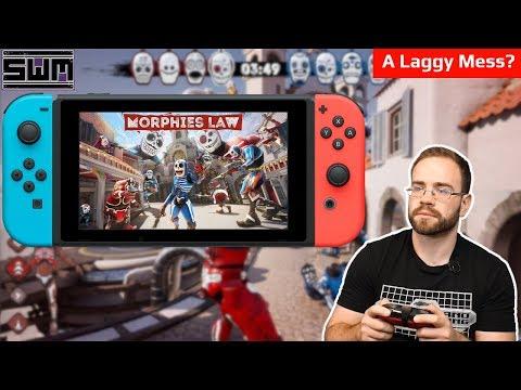 Morphies Law Nintendo Switch - Interesting Idea That Needs Work