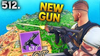 BEST NEW GUN  PLAYS..!!  Fortnite Daily Best Moments Ep.512 (Fortnite Battle Royale Funny Moments