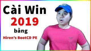 Cài Win 10 bằng Hiren Boot CD mới nhất 2019 - Thủ thuật máy