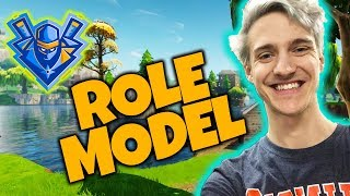 """Why is Tyler """"Ninja"""" Blevins the Best Fortnite Player and Role Model?"""