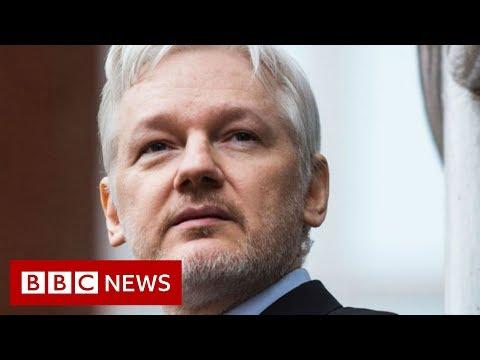 , title : 'Who is Julian Assange? - BBC News'