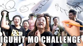 IGUHIT MO CHALLENGE SA PAYAMANSION!!! (T-REX ANG PINA DRAWING TINIDOR ANG KINALABASAN!!)