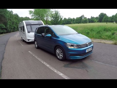 The Practical Caravan Volkswagen Touran review