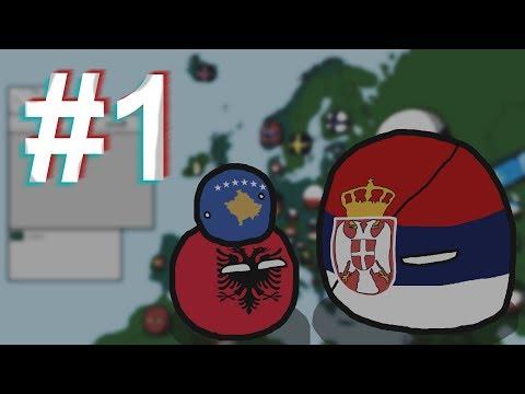 Alternatywna Przyszłość Europy #1: Kosovo je Srbija