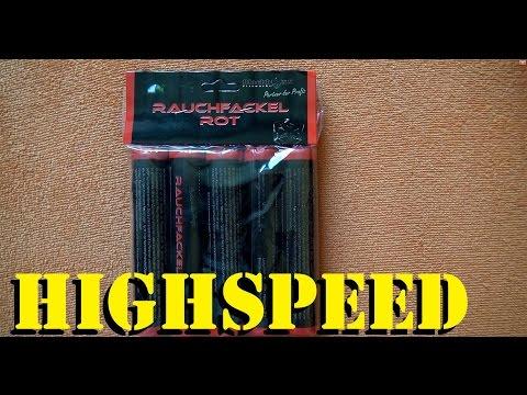 Rauchfackel ROT von Blackboxx - im Test - Rauchtopf
