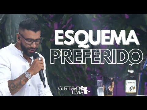 Gusttavo Lima esquenta preferido música nova