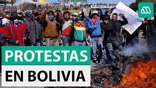 Bolivia | Bloquean Ingresos De Insumos Al País
