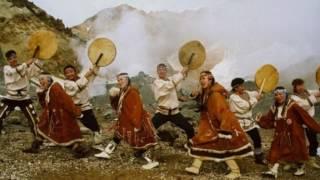 Коряки и ительмены - коренные жители Камчатки (рассказывает Марат Сафаров)