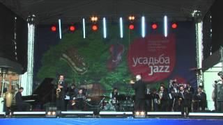 "JAZZ LIVE 21.6. биг-бэнд п/у Анатолия Кролла на ""Усадьба JAZZ"""