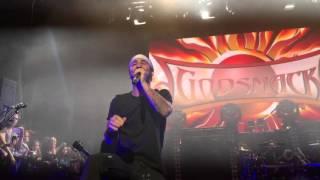 01. Godsmack-San Francisco-Warfield 11/6/2015 - Intro and Whatever
