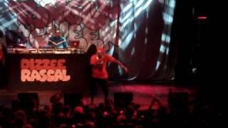 Dizzee Rascal- Cant Tek No More LIVE@ Melkweg Amsterdam 21/11/09.MPG