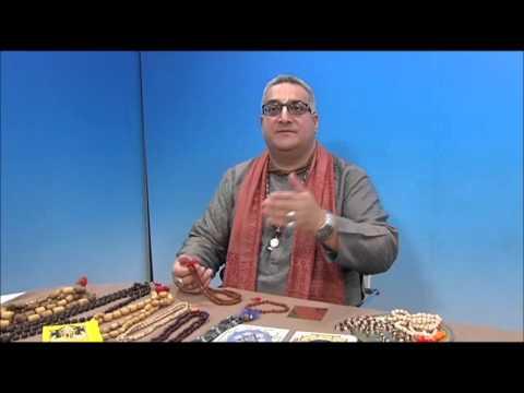 Televisión de Ceuta, España, Krishna Kripa das habla sobre mantras
