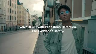 [오피셜] XC40: The Pedestrian