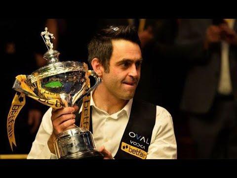 Ronnie O'Sullivan! Fifth World Title! Snooker World Championship 2013!
