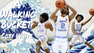Why Coby White is the Best All-Around PG in the NBA Draft