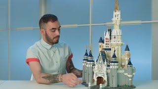 The Disney Castle - LEGO - 71040 - Designer Video
