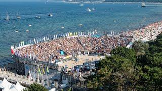02.-05.09.2021: Deutsche Beachvolleyball-Meisterschaften Timmendorfer Strand Tag 1