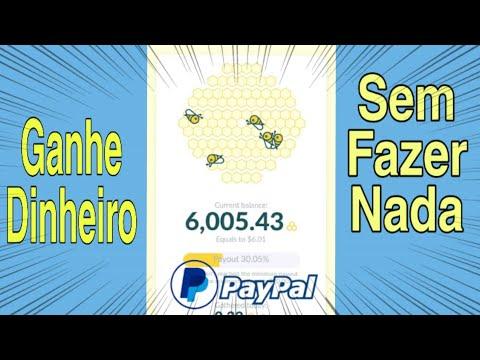 (SEM FAZER NADA) Ganhe $20 Dólares no Paypal com Honeygain (Money no paypal)