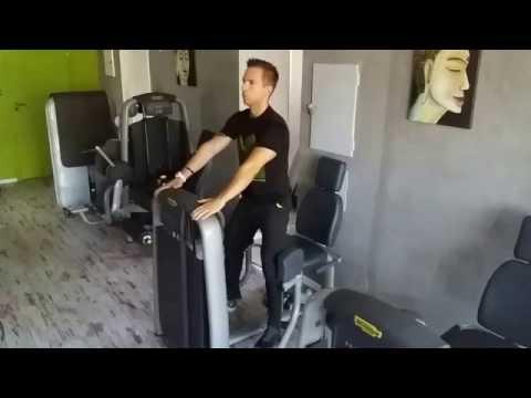 Jak ukłucie uwagę mięśni