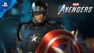 Marvel's Avengers | A-Day-Trailer E3 2019 | PS4, Deutsch