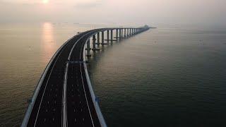 Xi Jinping inaugure le pont gigantesque Hong Kong-Zhuhai-Macao