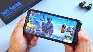 Doogee S95 Pro Gaming Test