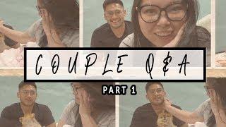 COUPLE Q&A (PART 1) | Maricel Tulfo
