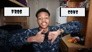 NAVY PROS & CONS! *WATCH BEFORE JOINING* 2019 | OFFICIALSHIM