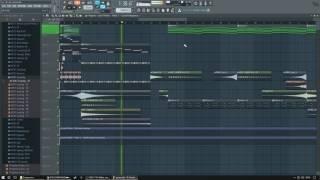[FL Studio 12] Martin Garrix - Poison (Remake)