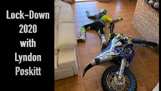 Lock-Down Boredom - Home Office Ride with Lyndon Poskitt