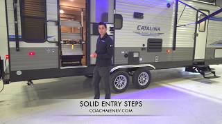 Catalina Feature Spotlight: Solid Step Stairs
